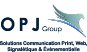 OPJ Group - Logo avec mention